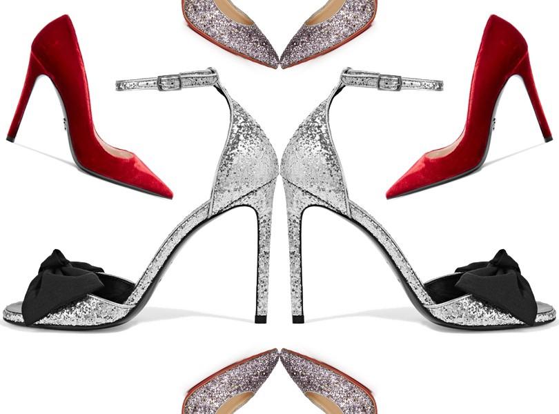 de32e73698ca Новый год. Дресс-код  28 лучших пар обуви для новогодней вечеринки ...