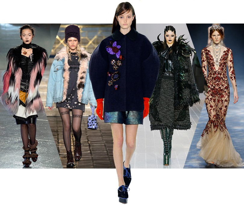 Style Notes: самые яркие моменты New York Fashion Week