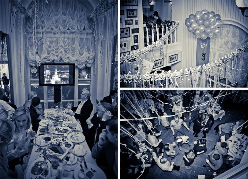9d08fb595 Gourmet Diary. Старый Новый год в ресторане «Павильон» / Posta ...