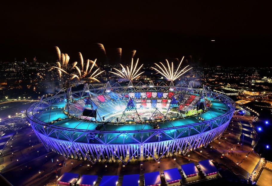 Лучшие фотографии: открытие XXX Летних Олимпийских игр в Лон...