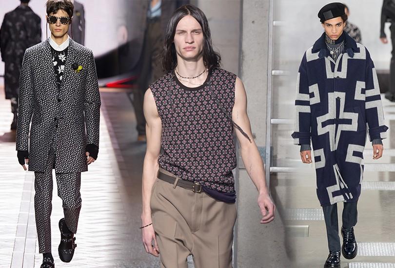 2b23a582268d Men in Style  первый план. Лучшие показы с Недели мужской моды в ...