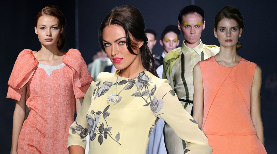 Russia Today: Лучшее на Mercedes-Benz Fashion Week Russia Sp...
