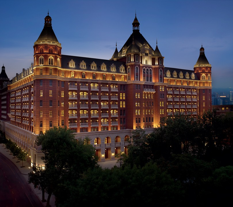 Travel News. The Ritz-CarltonTianjin в Китае