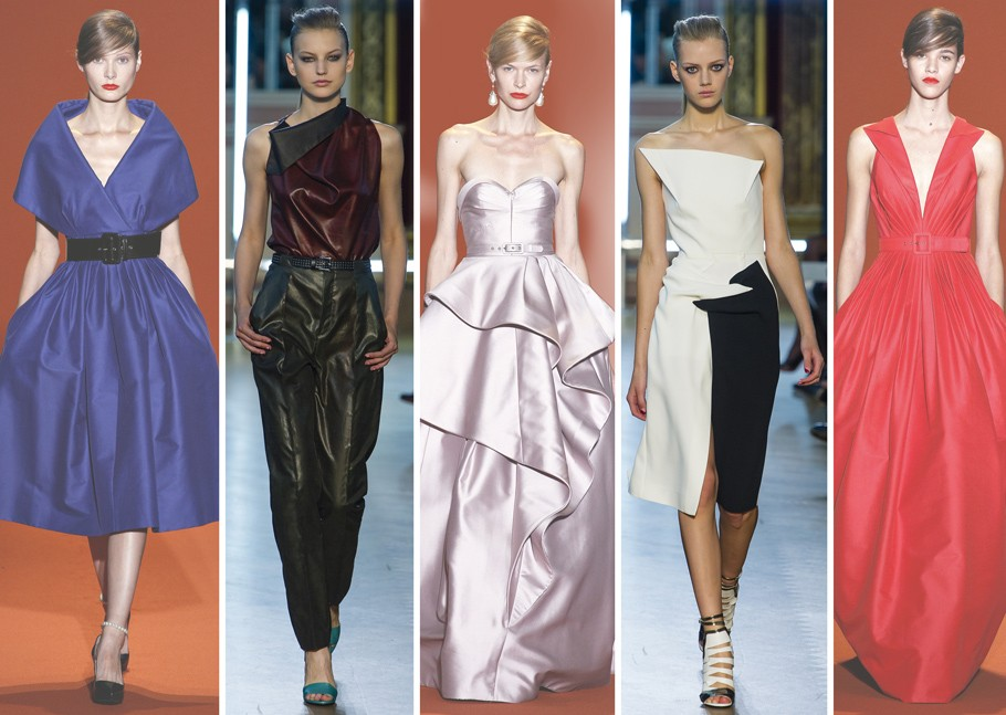 Paris Fashion Week: Показы Andrew GN и Roland Mouret. Сезон ...