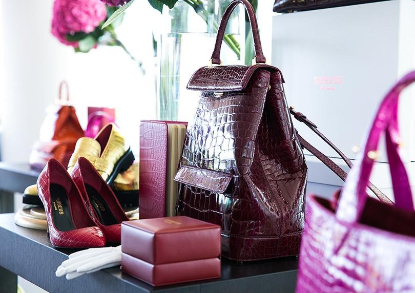 8bece8807737 Shoes & Bags Blog: новая коллекция Rubeus Milano на презентации в ...