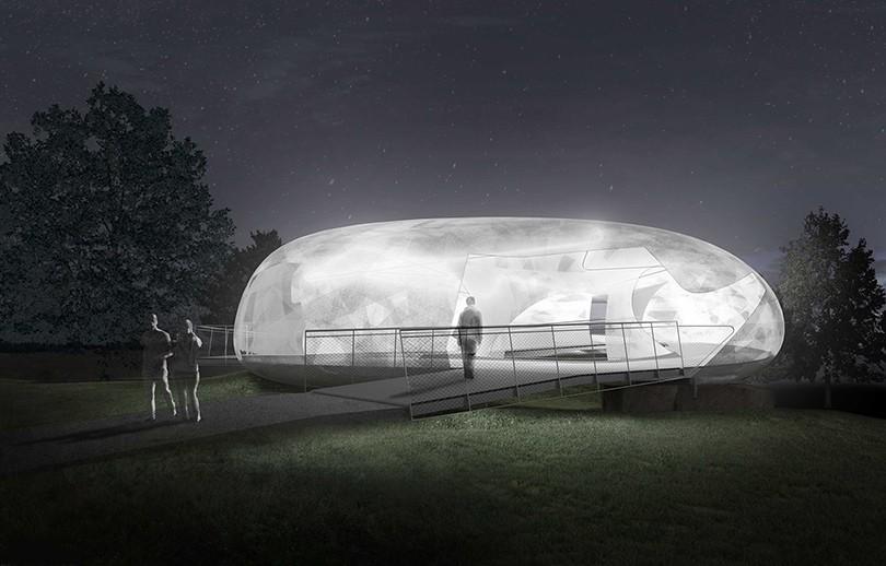d5f2f1d0e24d Архитектура. Летний павильон галереи «Серпентайн»  дизайн из Чили ...