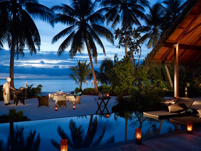 Travel News. Shangri-La's Villingili Resort and Spa в социал...