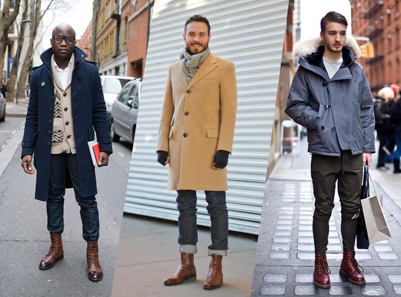 Men in Style  актуальная мужская обувь — что носить в условиях ... c61adb015c4