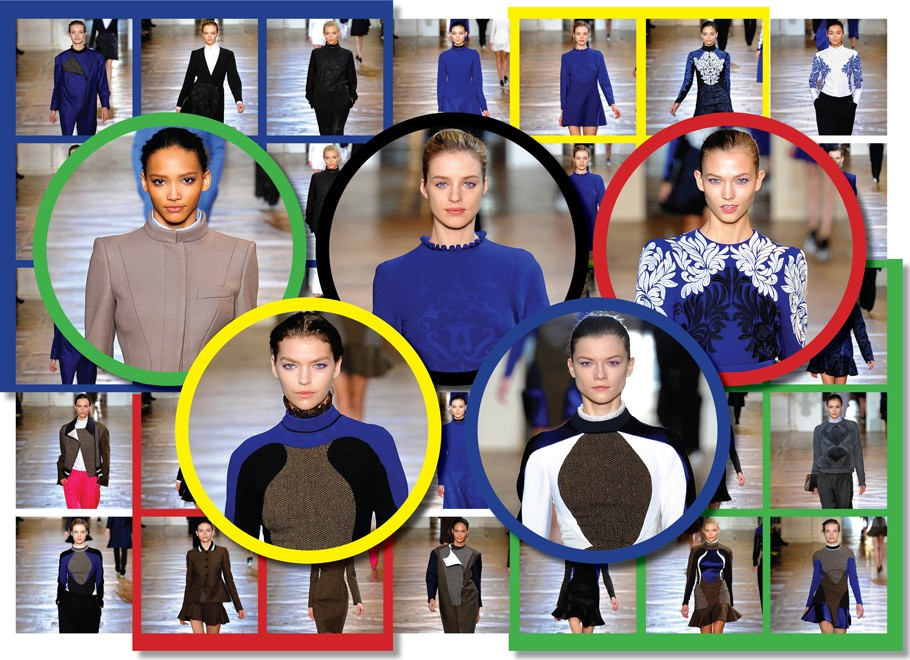 Новости: шоу Stella McCartney осень-зима 2012-13
