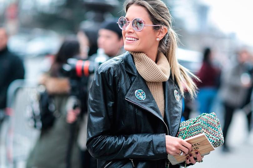 9790ce55db94 Street Style  уличная мода на Неделе Haute Couture в Париже   Posta ...