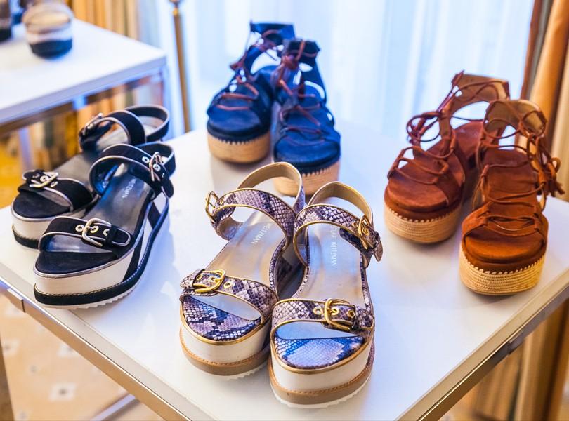 Презентация обувного магазина
