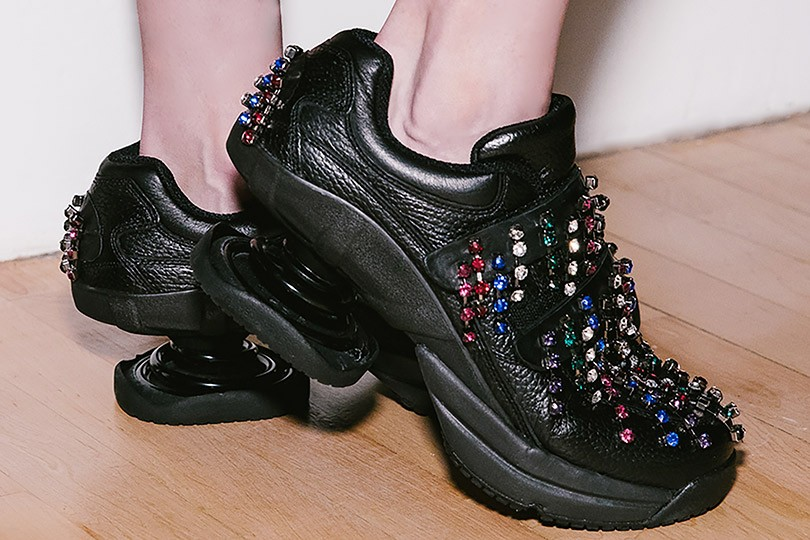 Shoes & Bags Blog: новые ugly shoes от Christopher Kane