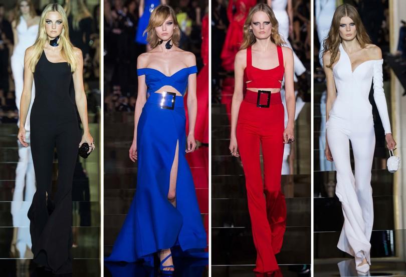Style Notes  показ Atelier Versace в рамках Недели высокой моды в ... 8f793396e05