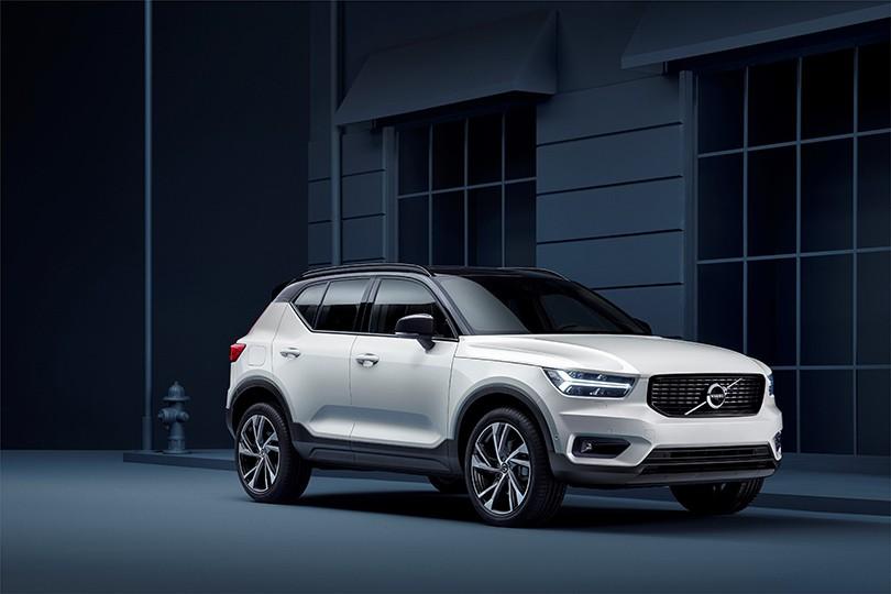 Авто с Яном Коомансом. Запуск новой Volvo XC40: первая машин...