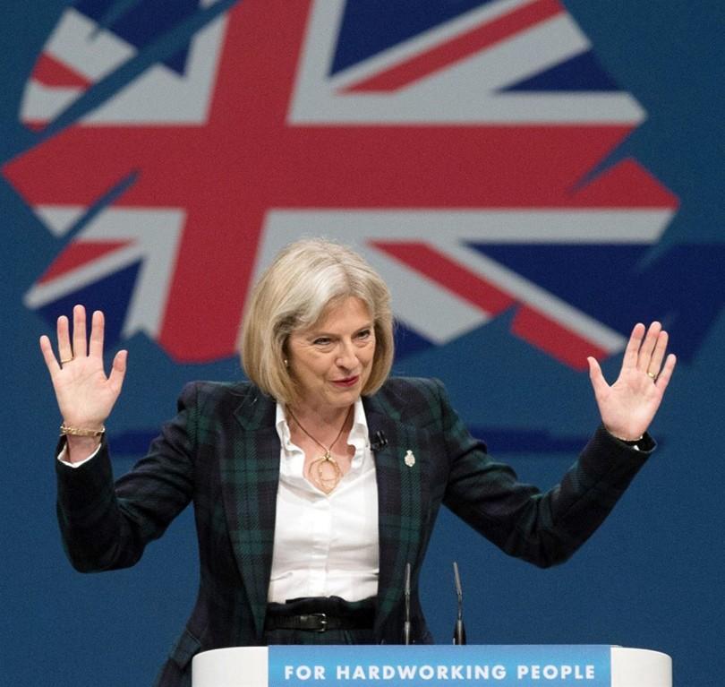 Тереза Мэй — новый премьер-министр Великобритании