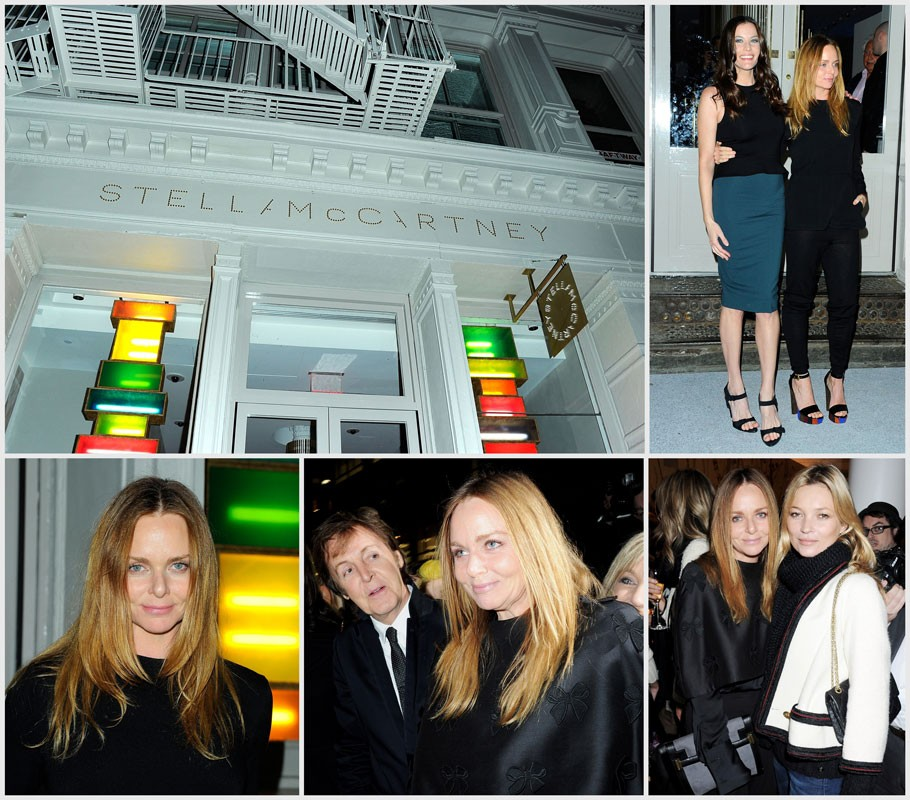 Новости: бутик Stella McCartney в Нью-Йорке