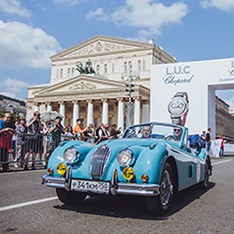 Светская хроника: ралли ретромобилей L.U.C Chopard Classic Weekend Rally