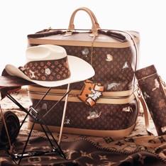 Shoes   Bags Blog  Louis Vuitton и Грейс Коддингтон представили  лимитированную коллекцию аксессуаров с… котиками 562bdabfaed