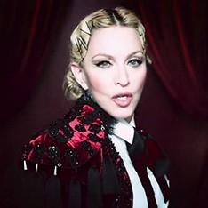 Star Look  Мадонна снялась в новом клипе в комплекте Ulyana Sergeenko  Couture 0bc695c03ba