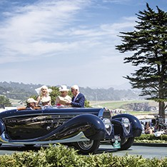 Планы на лето: Rolex Monterey Classic Car Week в Калифорнии с 17 по 21 августа