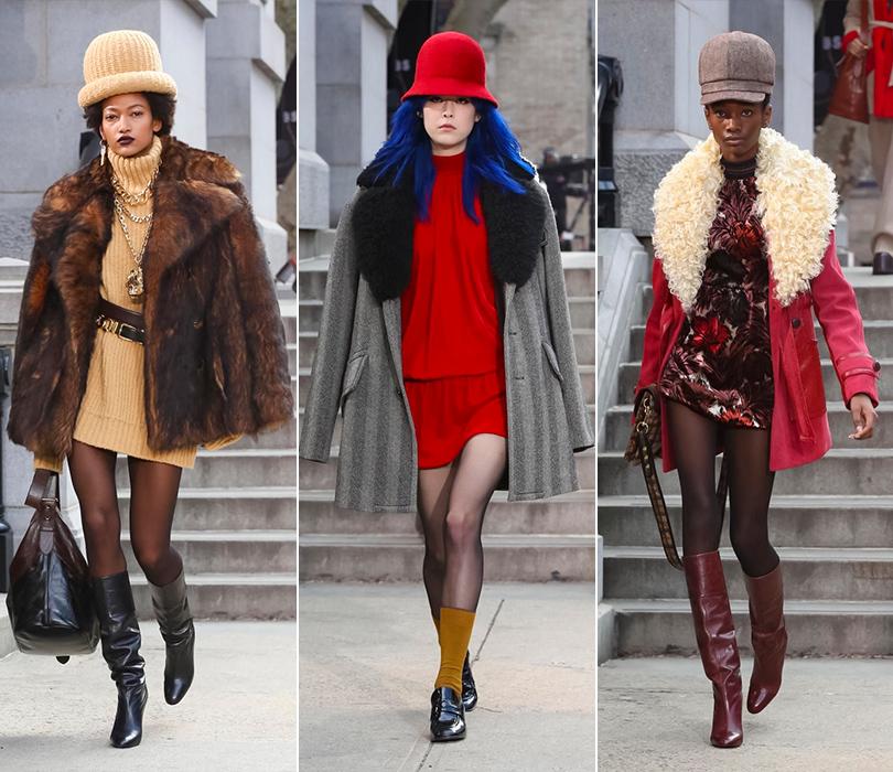 a20f1d08638 Style Notes  показ Marc Jacobs в Нью-Йорке   Posta-Magazine ...