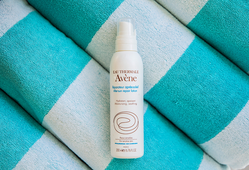 Eau Thermale Avène After-sun repair lotion