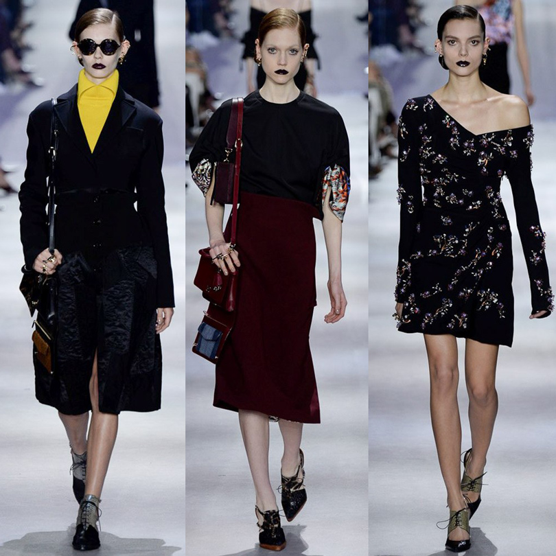 21c19838dfb8 Style Notes  показ Christian Dior в Париже   Posta-Magazine ...