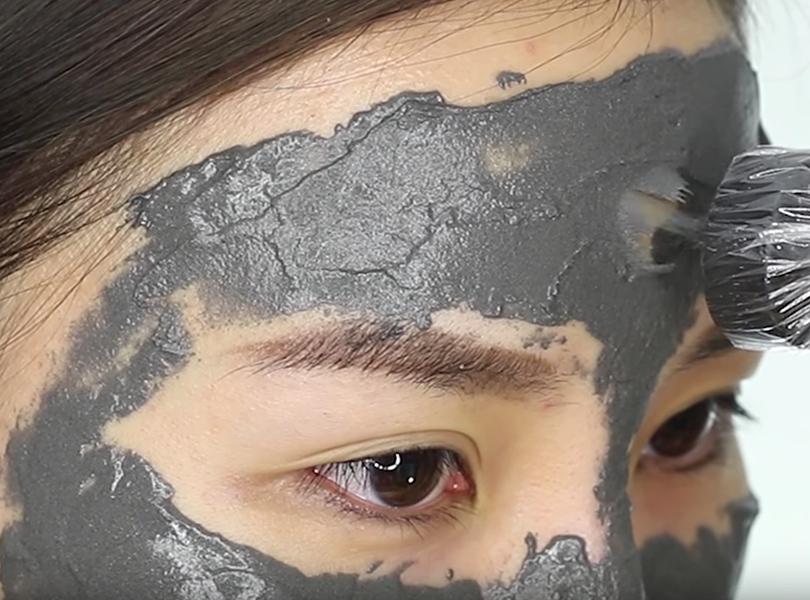 маски для очищения лица от черных точек