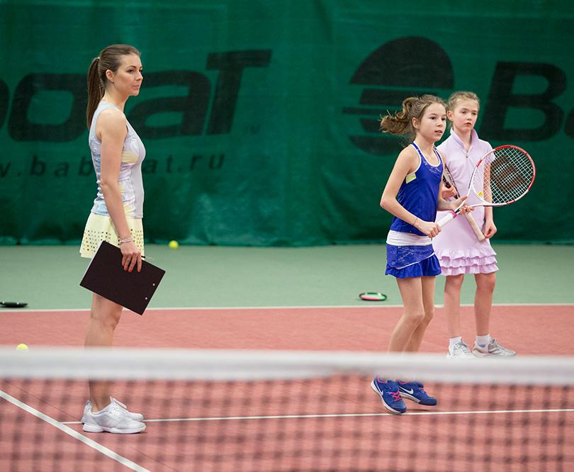 Sports   Lifestyle  детская школа тенниса Марии Кириленко в Pride Wellness  Club f400b8823a4