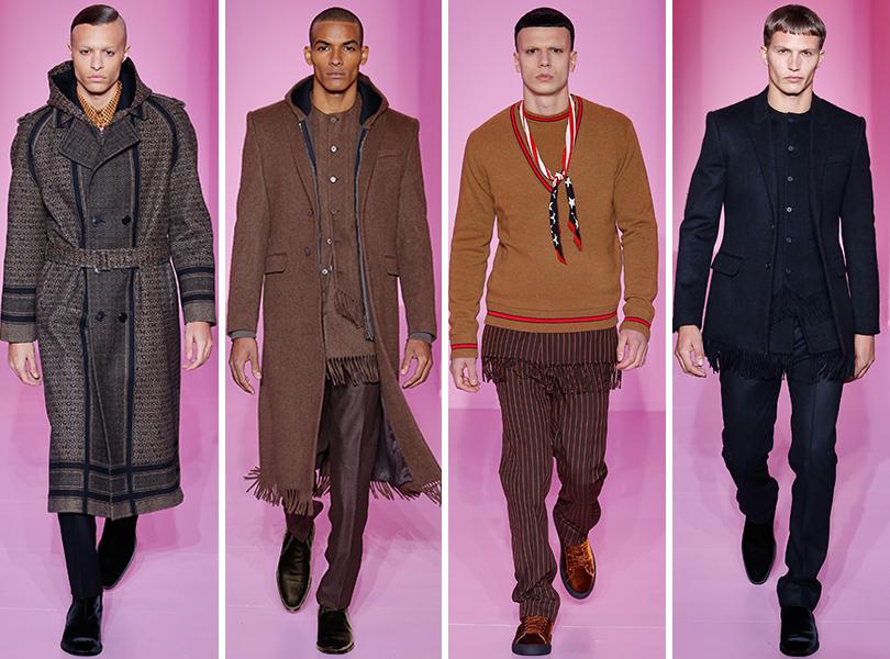 d0368de6ed9 Men in Style  первый план. Лучшие показы с Недели мужской моды в ...