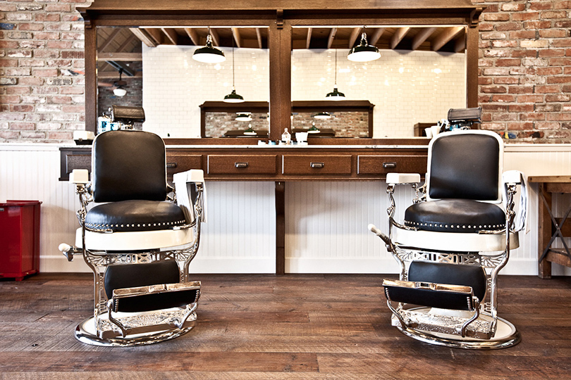 Baxter Finley Barber & Shop, Лос-Анджелес