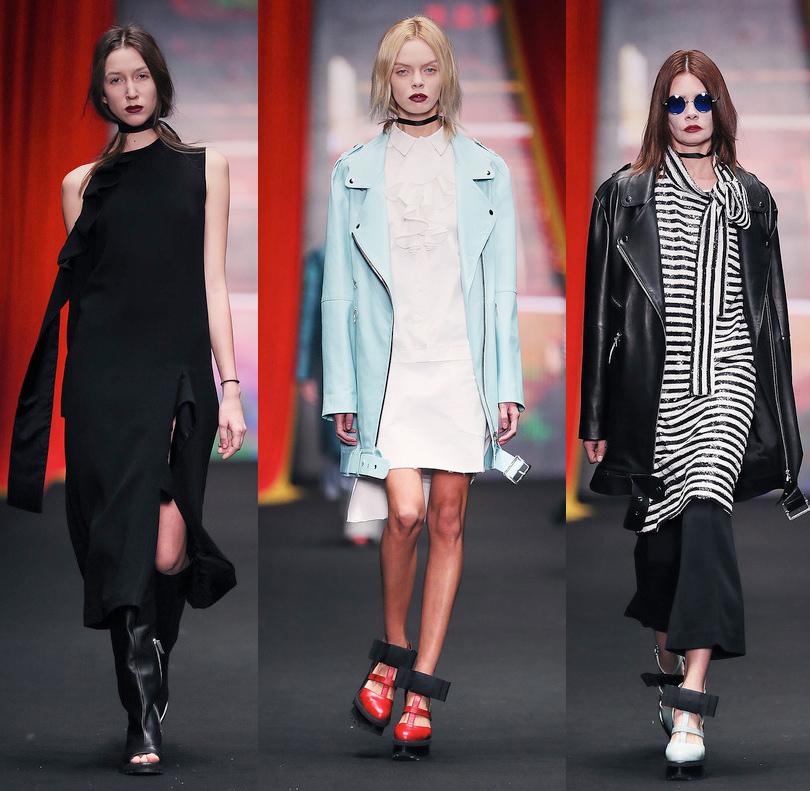Создавая коллекцию весна-лето 2016, Александра Ванюшина, дизайнер  одноименного бренда, черпала вдохновение в бескрайних просторах Марокко.  Аккуратное ... 1bf52d2a8b0