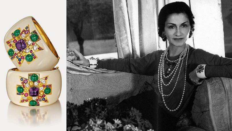 Style Notes  костюмная бижутерия Chanel. Как смелое решение изменило историю  моды  b9face16faf