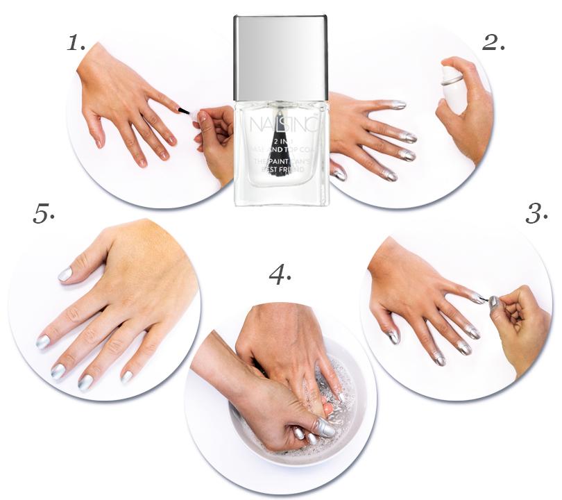 Распылитель для лака для ногтей