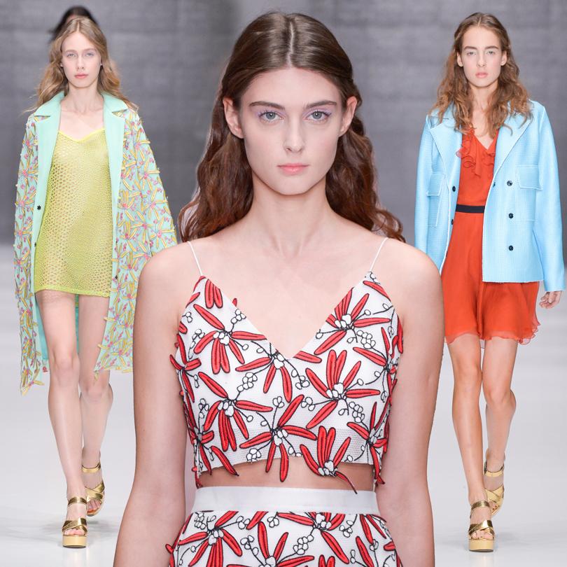 BEssARION  геометричные силуэты, многоярусные сложносконструированные юбки  и платья, украшенные бахромой, бархатные платья, кожаные удлиненные косухи  ... 829882c744e