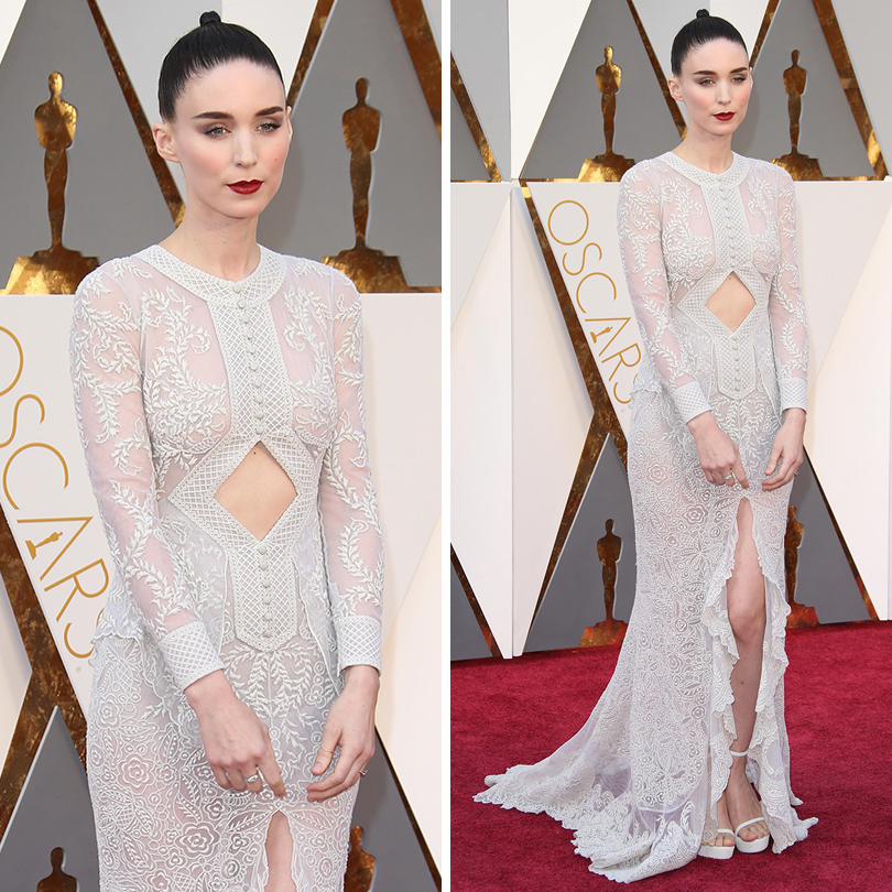 Oscars Special 2016: Руни Мара в Givenchy Haute Couture