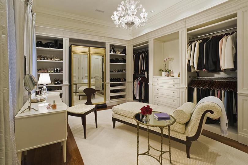 Дизайн & Декор: стильная и удобная гардеробная — как ее организовать? Taylor Hannah Architect