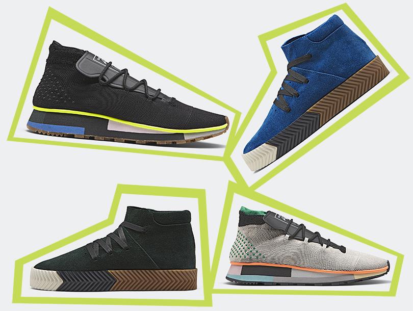 981f0d7d Shoes & Bags Blog: лучшие модели из совместной коллекции adidas Originals x  Alexander Wang