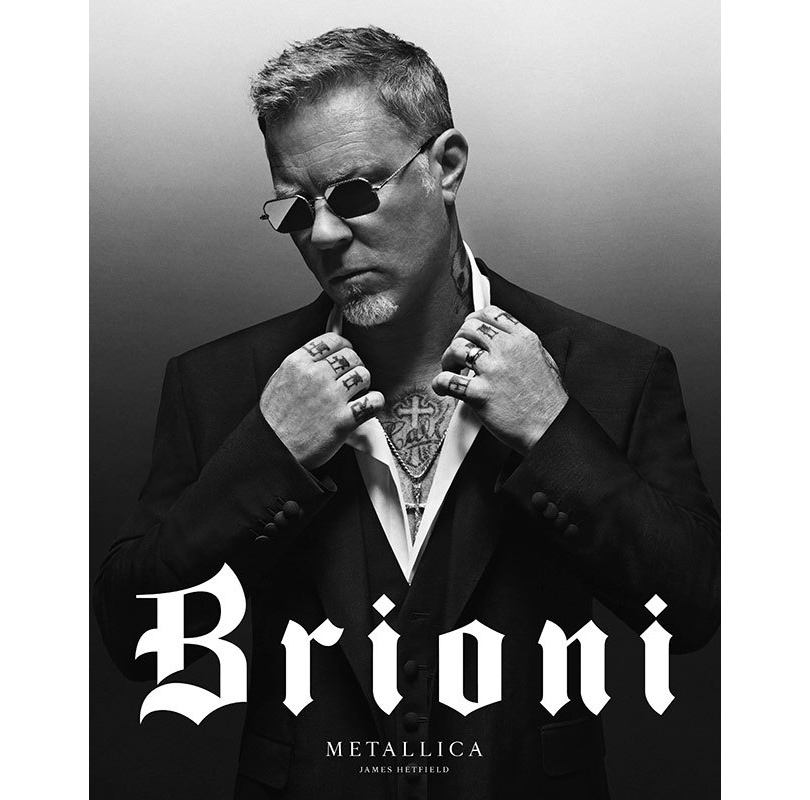 Men in Style: музыканты Metallica стали лицами Brioni