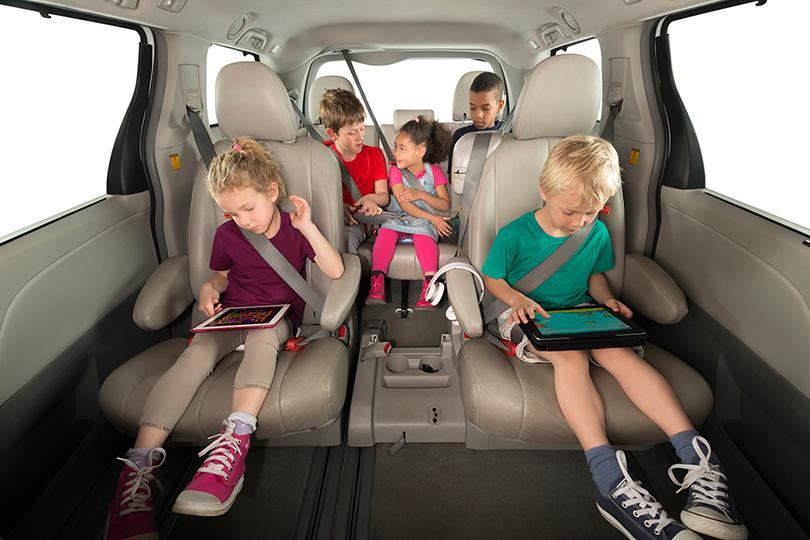 Posta Kids Club: вРоссии презентовали компактное детское сиденье MiFold