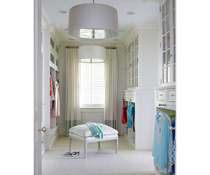 Дизайн & Декор: стильная и удобная гардеробная — как ее организовать? Louise Brooks