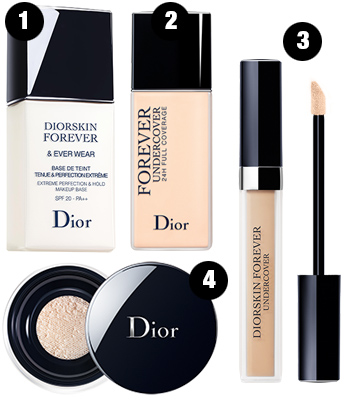 1. База под макияж Diorskin Forever and Ever Wear Primer