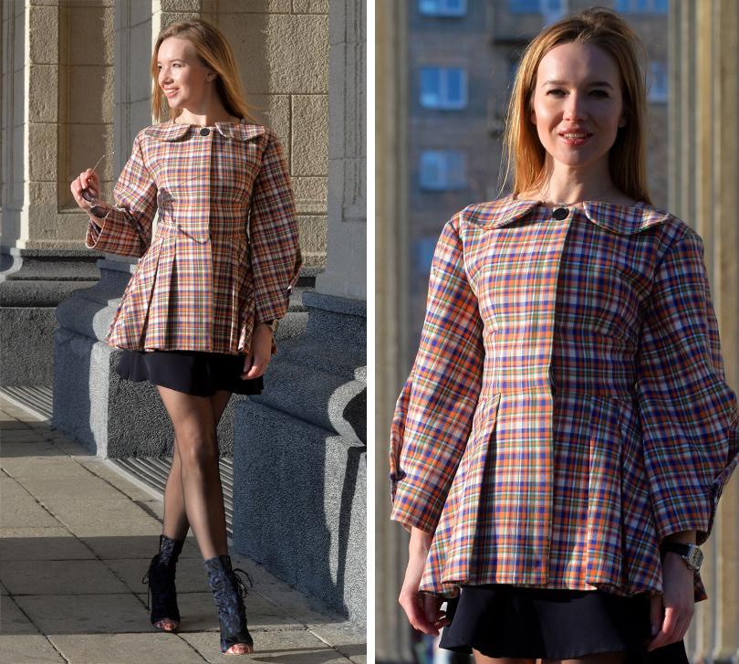 Celebrity Travel. Ида Кехман: Новосибирск— город моего детства. На Иде: жакет и юбка Dior