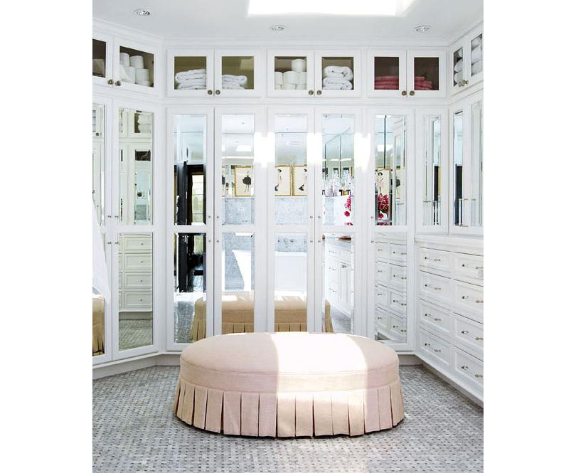 Дизайн & Декор: стильная и удобная гардеробная — как ее организовать? Berkley Vallone