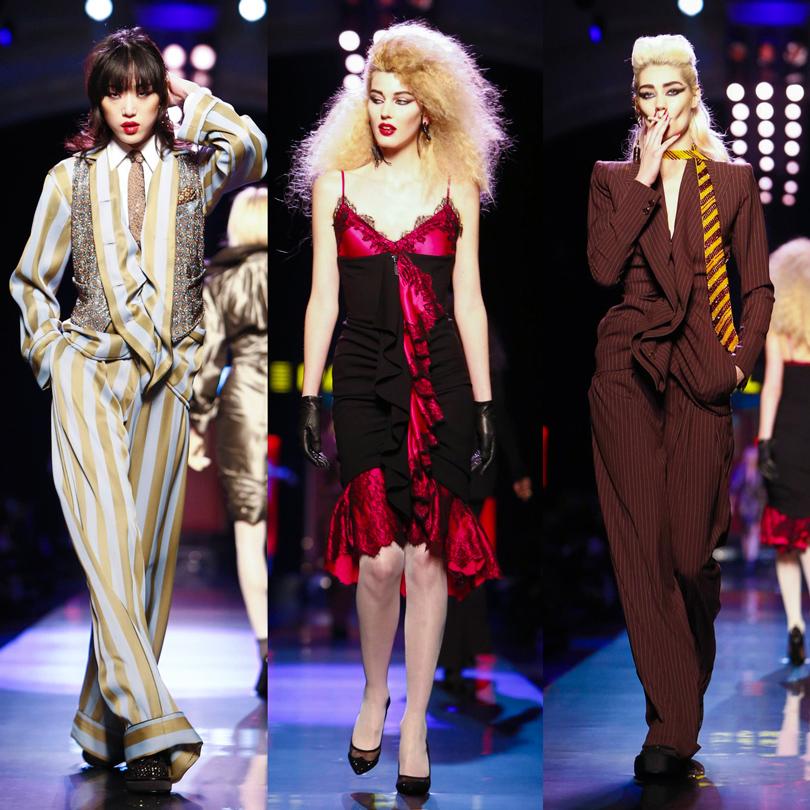0453f1751558 Style Notes  показ Jean Paul Gaultier на Неделе высокой моды в ...