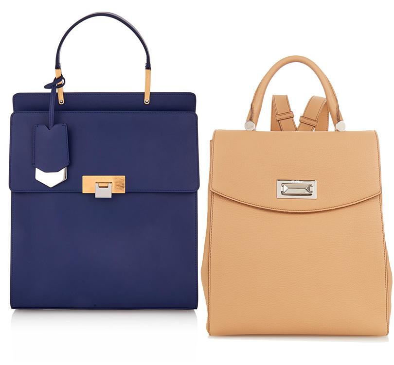 18760678febb Shoes & Bags Blog: почему вам непременно нужен рюкзак и с чем его ...
