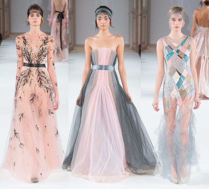 78aed32d509 Style Notes  как выбрать платье на выпускной  8 модных идей от российских  дизайнеров