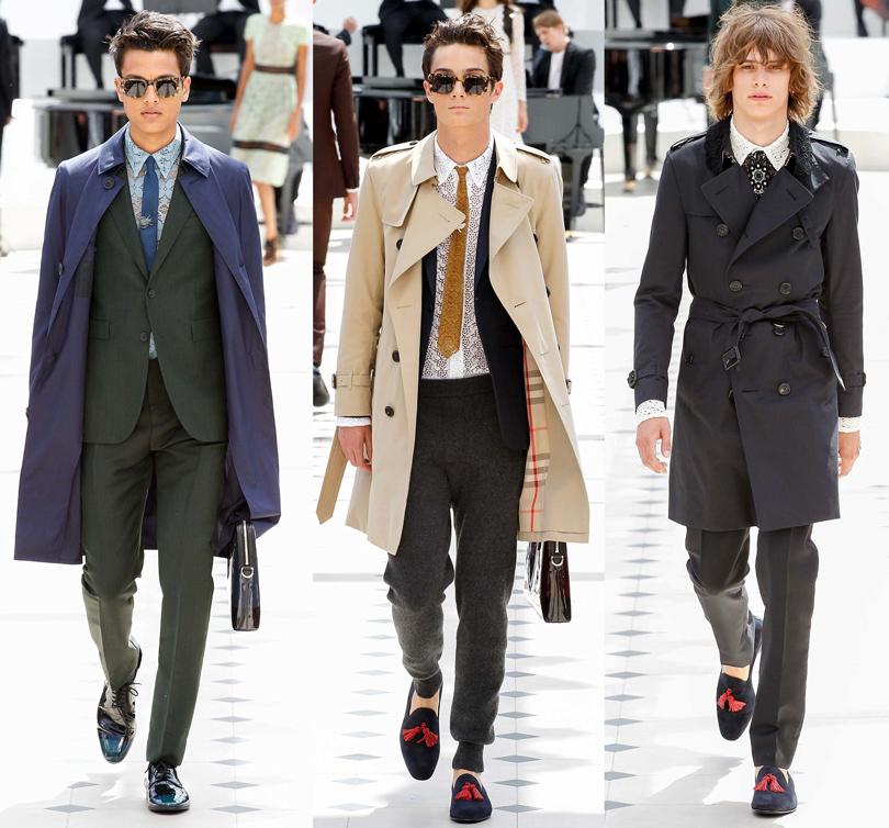 10 брендов, которые изменили мир мужской моды: Burberry