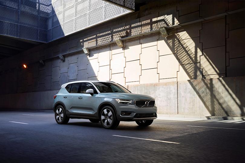 Авто сЯном Коомансом. Запуск новой Volvo XC40: первая машина, накоторую можно подписаться?
