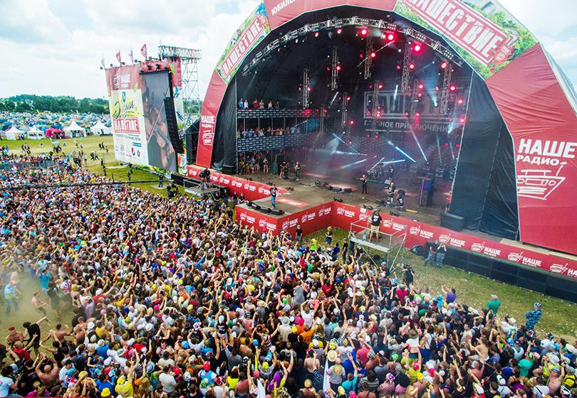 рок фестиваль 8-9 июля в москве услуги ИльскомВсе для